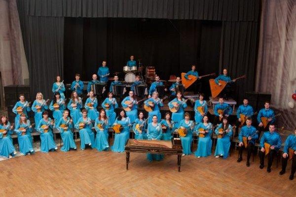 Виртуозы русского оркестра