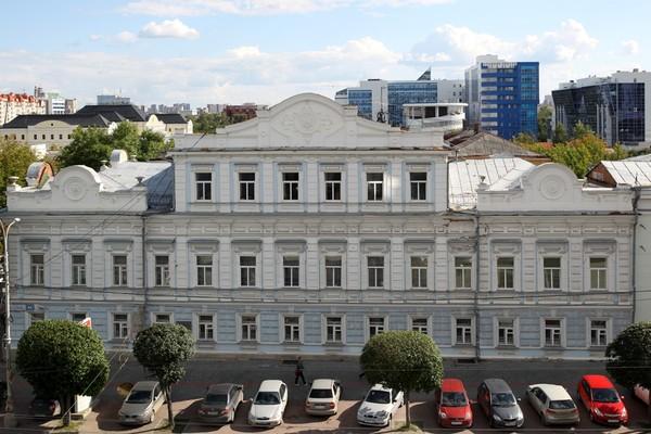 Музейно-выставочный центр Дом Поклевских-Козелл