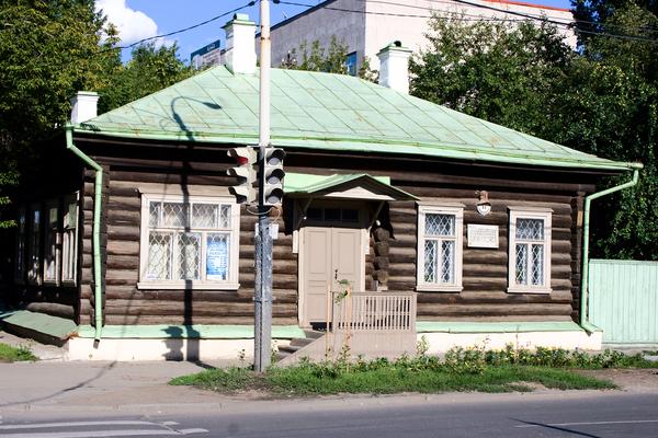 Мемориальный дом-музей П.П.Бажова