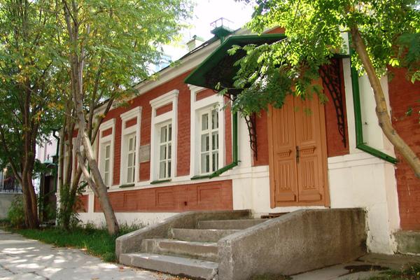 Литературно-мемориальный дом-музей Д.Н.Мамина-Сибиряка