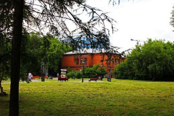 Уральский филиал Государственного центра современного искусства