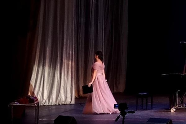 Гала-концерт Вагаповского фестиваля