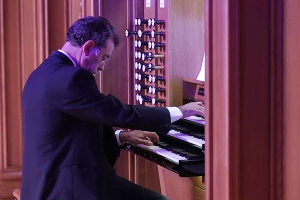 Хуан Парадель Соле (орган, Ватикан)