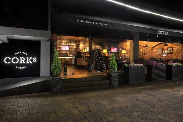 Corks Wine Bar & Kitchen