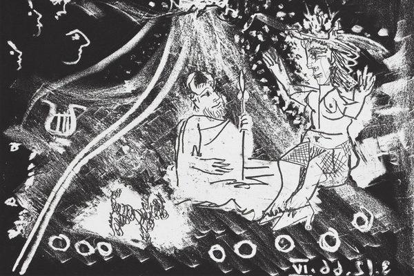 Пабло Пикассо. Великолепный рогоносец