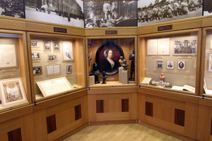 Зал памяти Романовых
