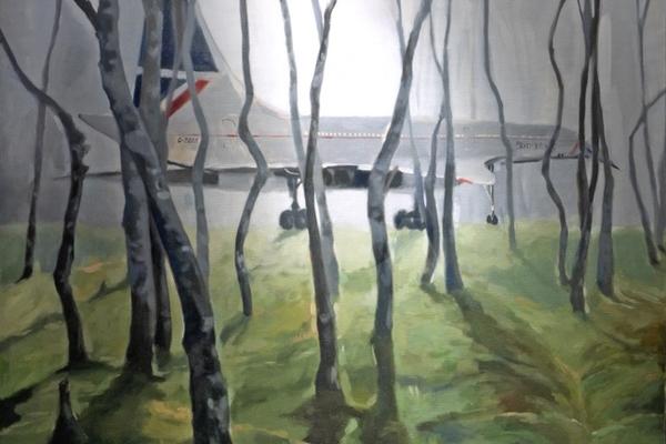 Дмитрий Шорин. Истории леса