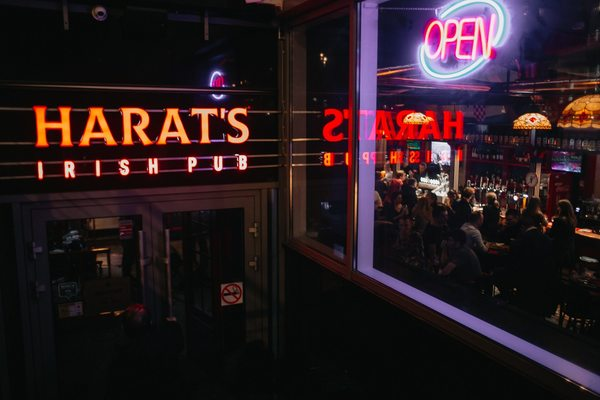 Harat's Pub Курская