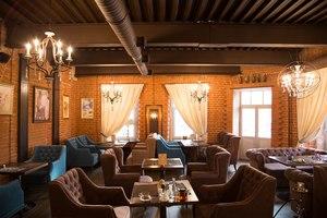 Пушкин lounge