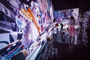 Галерея 3D-иллюзий Eyebirint
