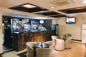 Лобби-бар в Заполярье