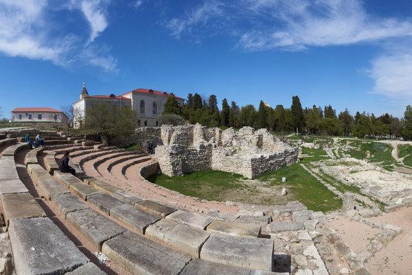 Античный Театр Херсонеса