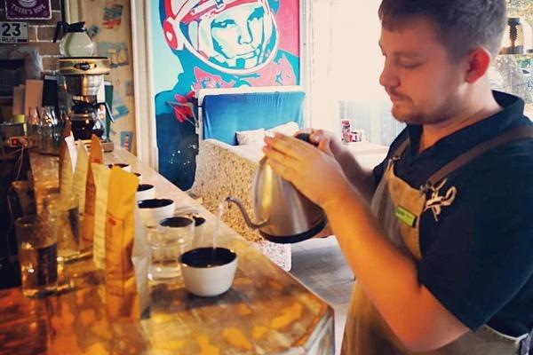 Мой Кофе в МореМОЛЛ