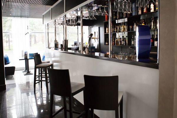 Лобби-бар в Sea Galaxy Hotel Congress & SPA