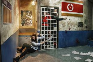 Шпионская история: Побег из посольства