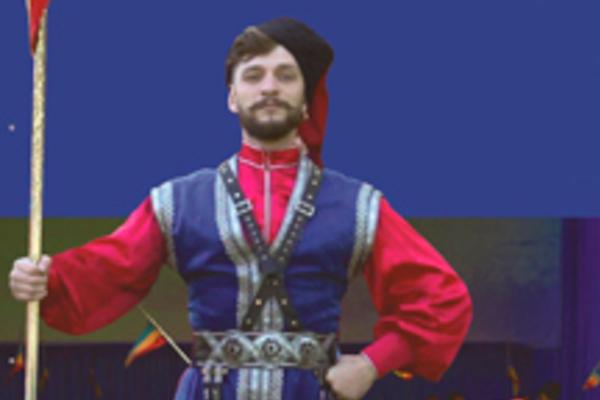 Танцы и песни казаков России