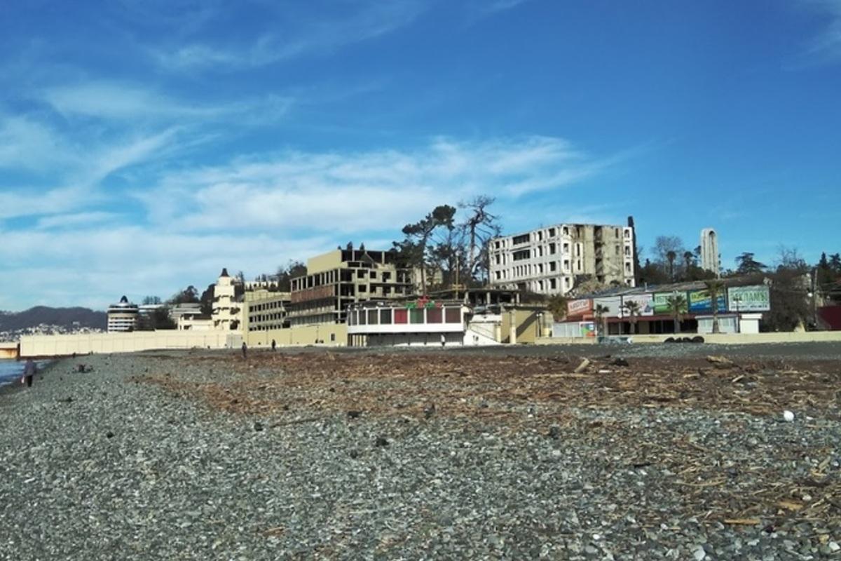 поверхность, пляж ривьера сочи фото композиция