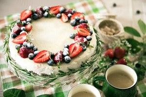Smorodina Cakes