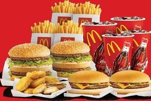 Макдоналдс на Бестужева