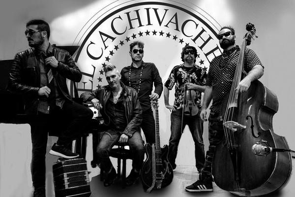 Шоу La CACHIVACHEria: Танго&Джаз&Рок