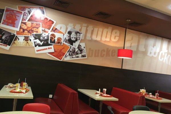 KFC в ТЦ Олимп