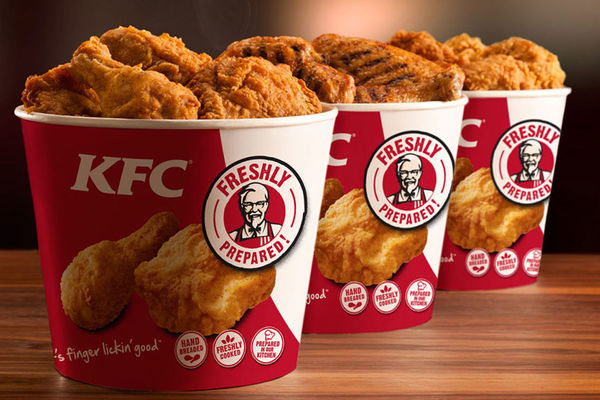 KFC в ТРЦ МореМолл