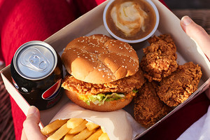 KFC в ТРЦ Сити - Плаза