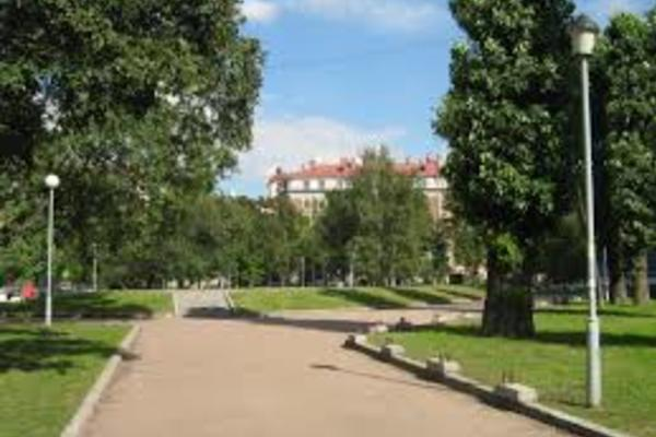Матвеевский (Калининский) сад