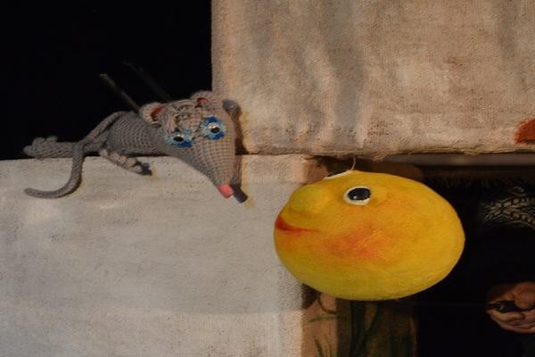 Мышка-норушка, Колобок и теремок