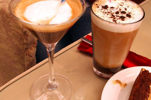 Belle café