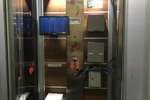 Лифт страха