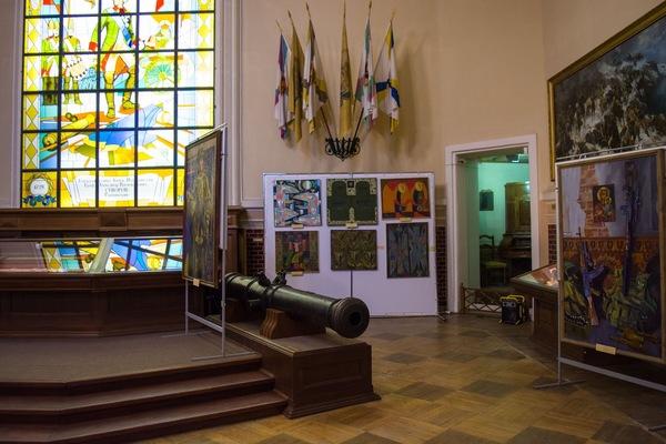 в Музее А.В. Суворова