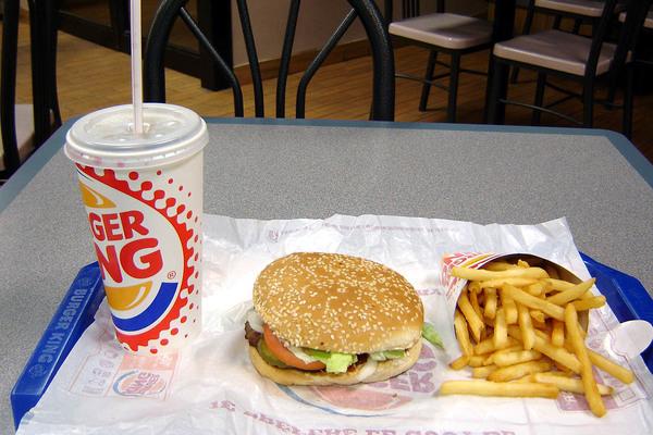 Burger King в ТРЦ Море-молл