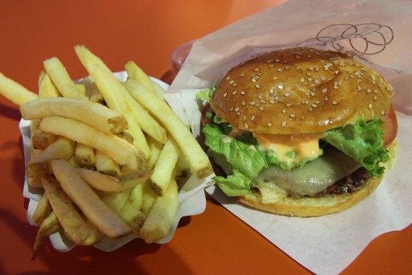 Burger King в ТРЦ Олимп