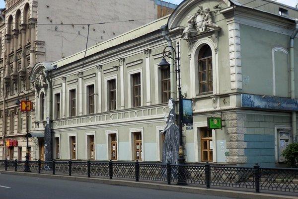Библиотека им. М. Ю. Лермонтова