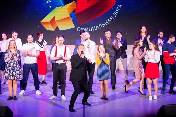 КВН. 2-й этап Московской студенческой лиги-2