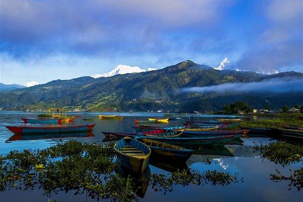 II Международный культуры и торговли Непала