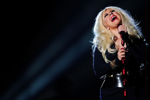 Christina Aguilera: the X tour