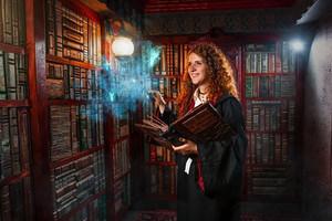 Гарри: Школа Магии