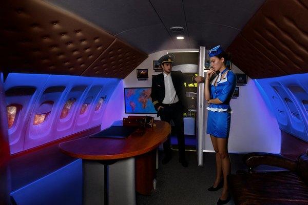 Президентский рейс