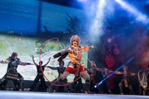 Государственный академический ансамбль народного танца имени Файзи Гаскарова Республики Башкортостан