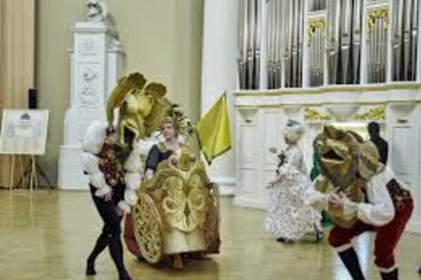 Органные вечера в Таврическом дворце