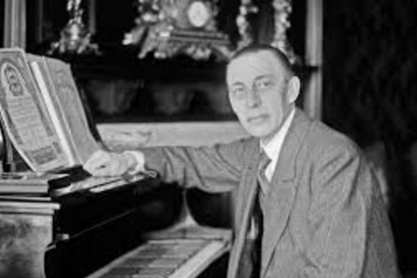 Рахманинов. Piano