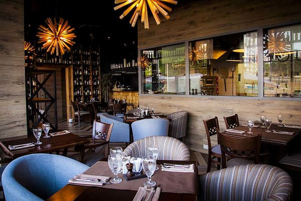 Wine room. Gallery Gourme