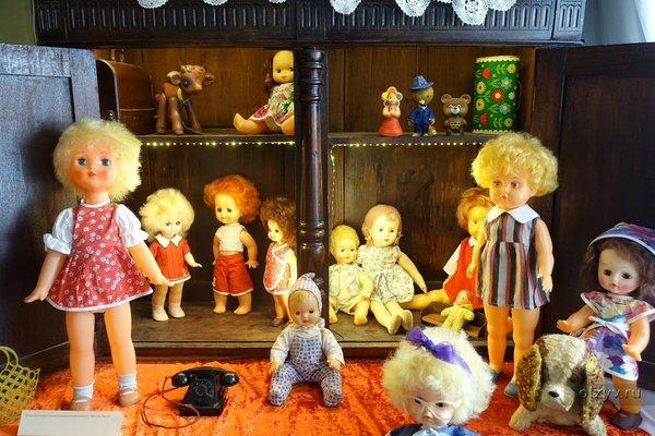 Игрушечный музей