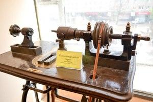 Экспозиция Технического музея