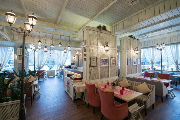 Florentini cafe Олимпийская деревня