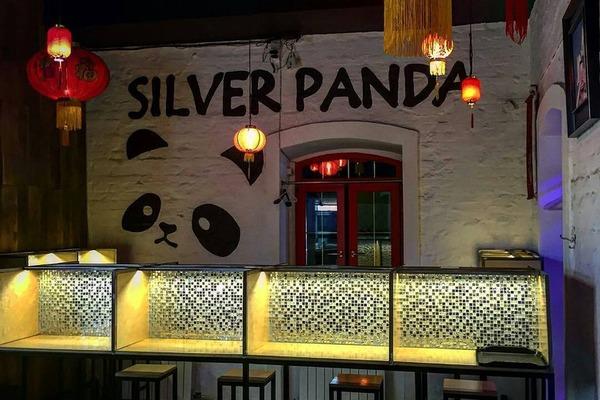 Silver Panda