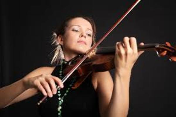 Мария Шалгина скрипка