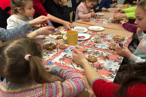 Образовательные мастерские для детей